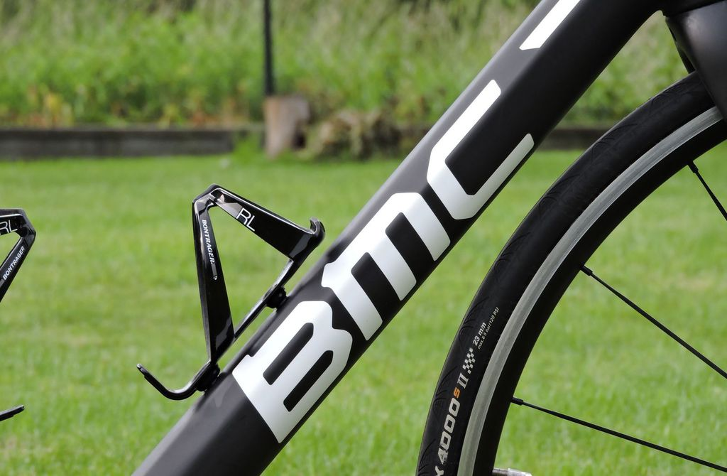 BMC teammachine SLR01 – rower szosowy nr 1 do ścigania