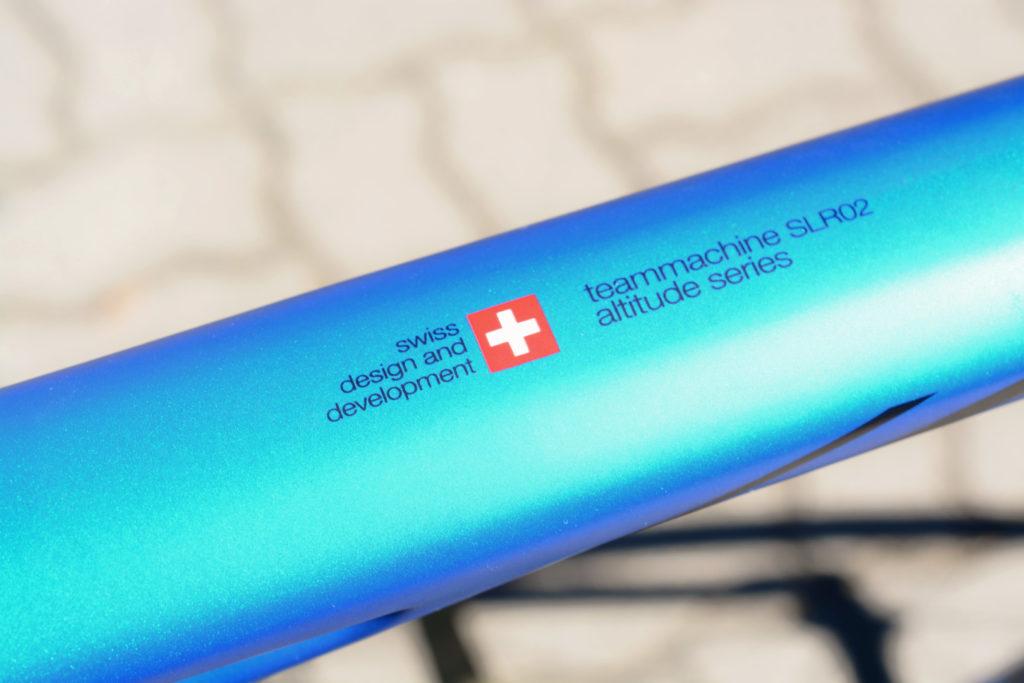BMC teammachine SLR02 – komfortowy rower szosowy wysokiej jakości