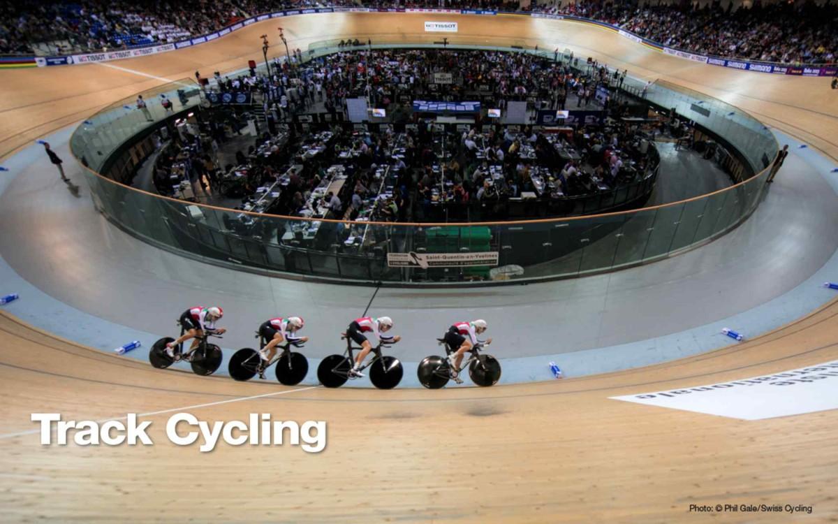 Kolarstwo w Rio: Wyścigi na torze