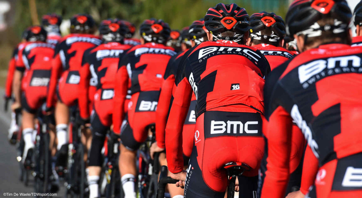 Nicolas Roche dołączy do BMC Racing Team