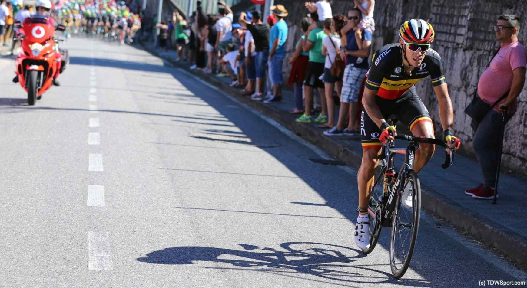 Cycling: 71st Tour of Spain 2016 / Stage 2  Philippe GILBERT (BEL)/  Ourense capital termal - Baiona (160,8km)/  La Vuelta / © Tim De Waele