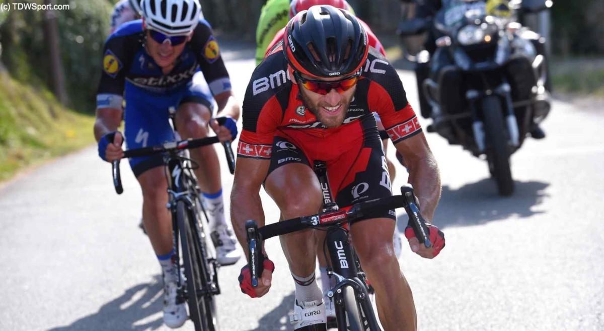 Vuelta a España, etap XIII: Wyss na 2. miejscu