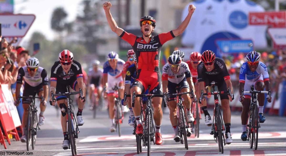 Vuelta a España, etap XVI: Drucker zwycięski
