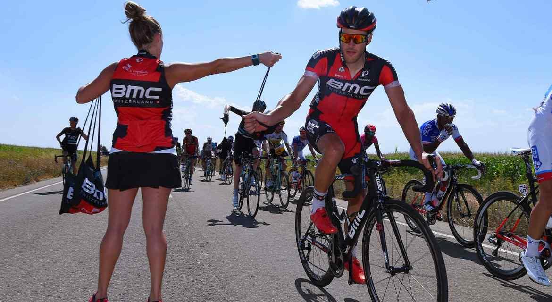 Vuelta a España, etap XVIII: Drucker na podium