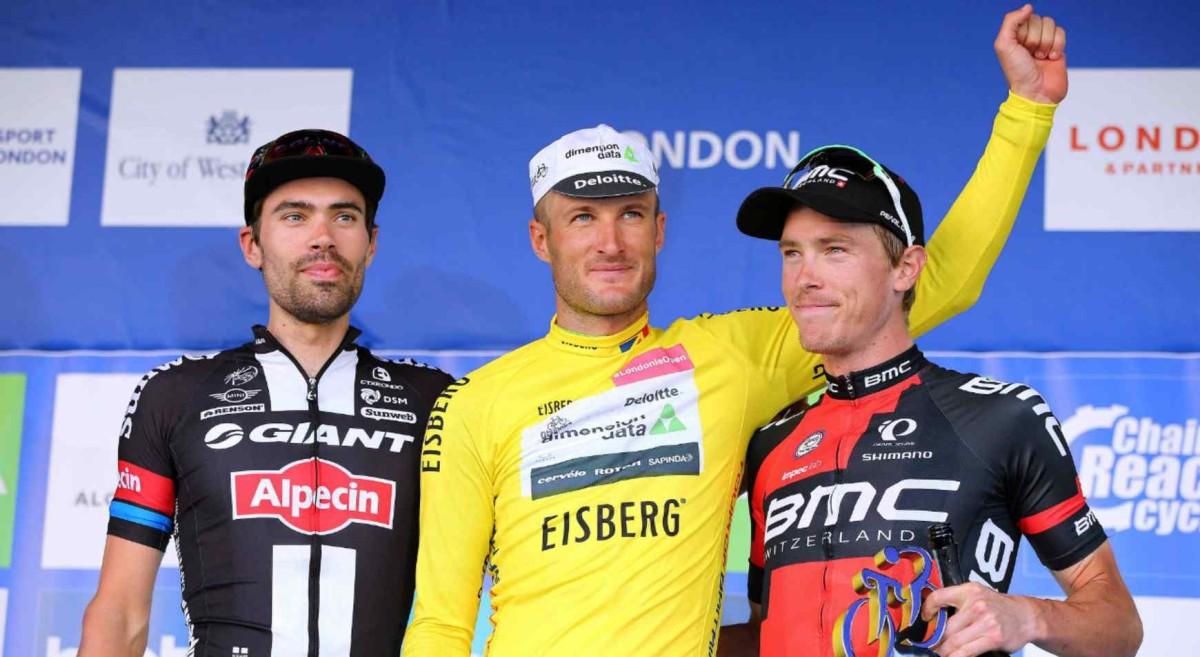 Tour of Britain, etap VIII: Dennis na 2. miejscu w klasyfikacji generalnej