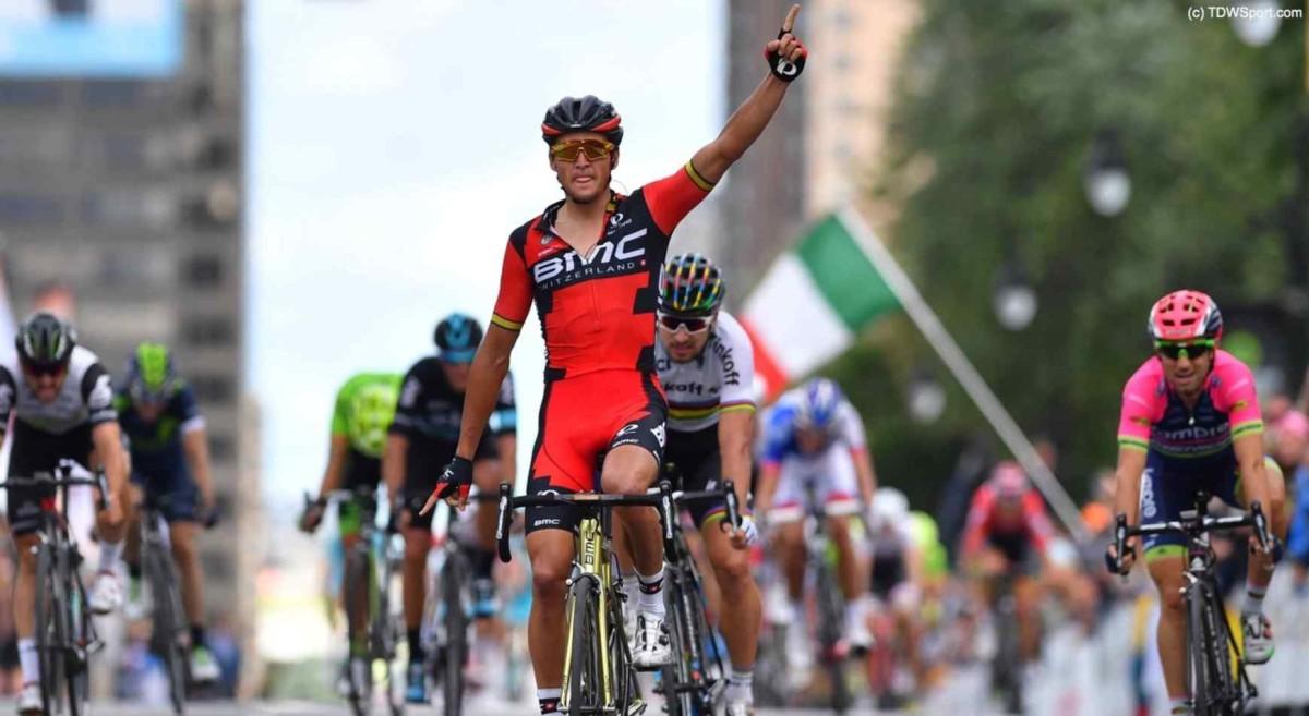 Greg Van Avermaet wygrywa GP Cycliste de Montreal