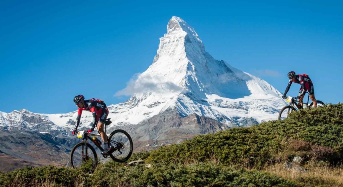 Indergand i Flückiger wygrywają prolog Swiss Epic