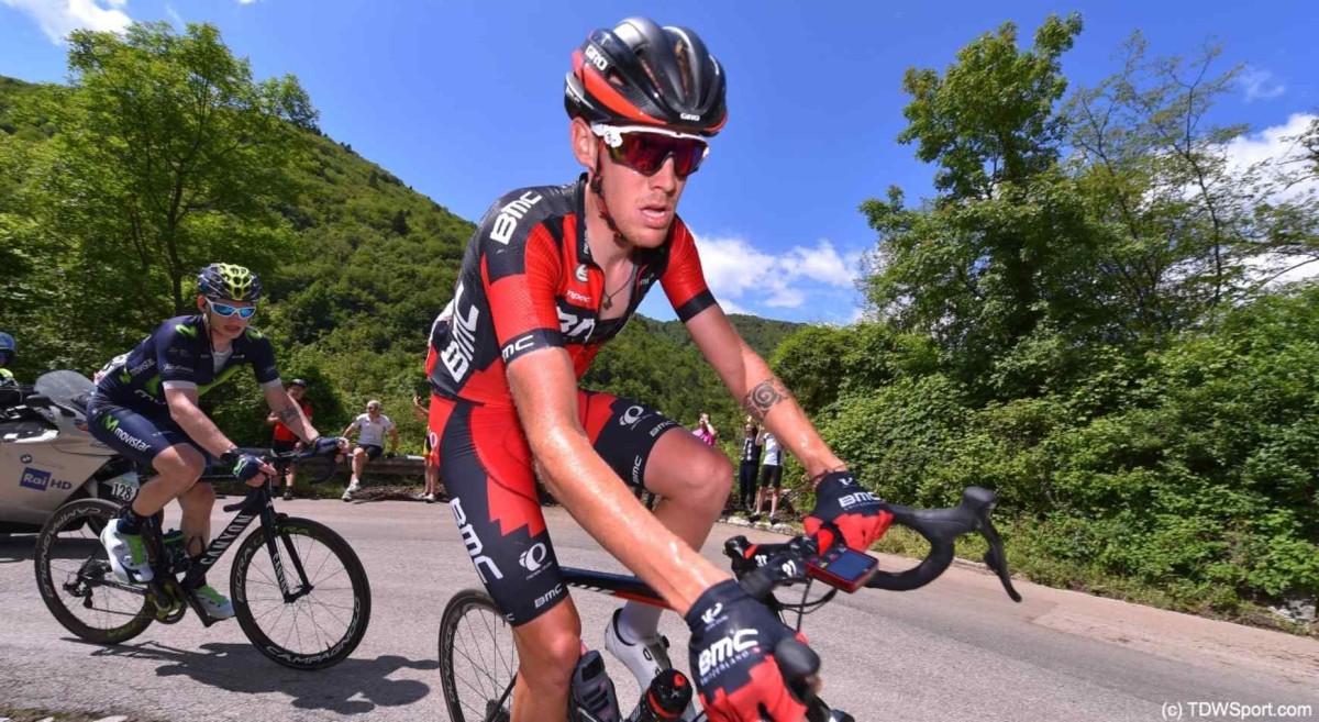 Alessandro De Marchi przedłuża kontrakt z BMC Racing Team