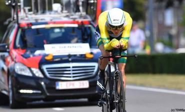 Cycling : 12nd Eneco Tour 2016 / Stage 2  Dennis Rohan (AUS)/ Breda (Ned) - Breda (Ned) (9,6Km)/ Individual Time Trial ITT/ (c)Tim De Waele