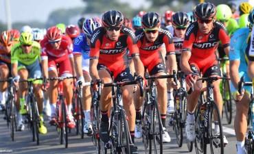 Cycling : 12nd Eneco Tour 2016 / Stage 3  Daniel OSS (ITA)/ Taylor PHINNEY (USA)/ Manuel QUINZIATO (ITA) / Blankenberge - Ardooie (186Km) / (c)Tim De Waele