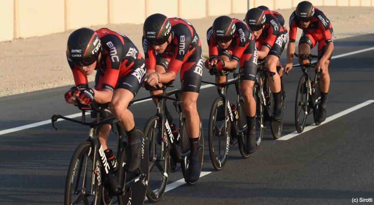 BMC Racing Team ze srebrnym medalem w Doha