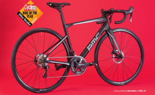 BMC roadmachine 02 Ultegra - BOTY 2017 - Cycling Weekly
