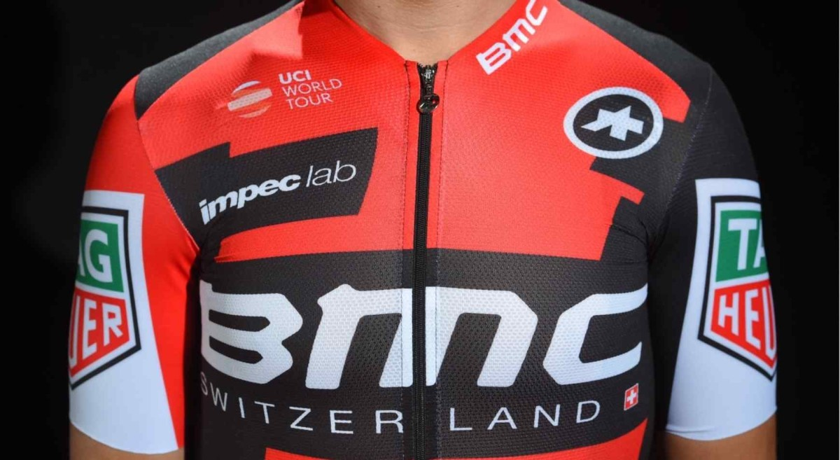 Nowe stroje BMC Racing Team