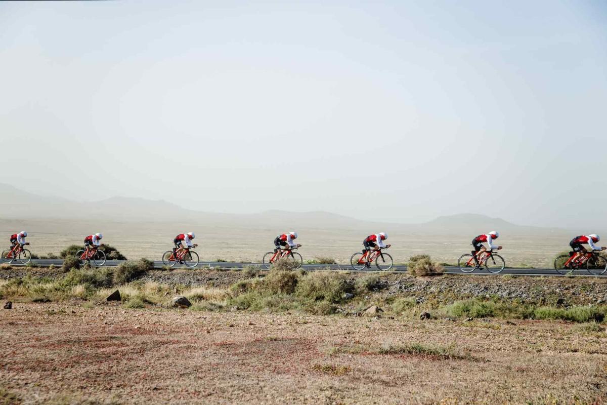 Romain Guillaume wygrywa zawody Ironman 70.3 South Africa
