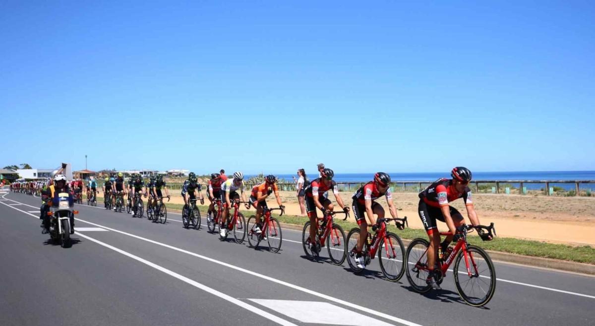 Lista zawodników na wyścig: Cadel Evans Great Ocean Road Race