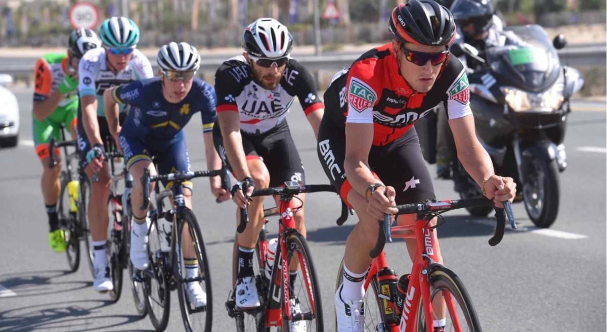 Dubai Tour, etap I: Dillier w ucieczce, Drucker na 7. miejscu