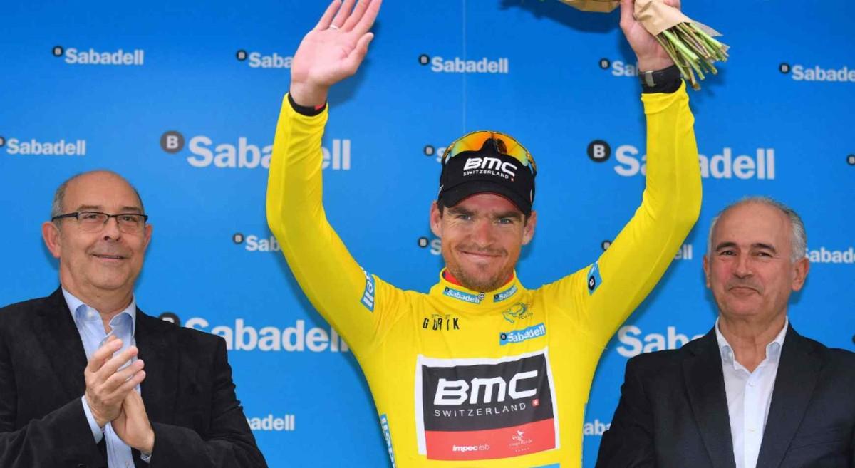 Volta a la Comunitat Valenciana, etap II: Van Avermaet nowym liderem