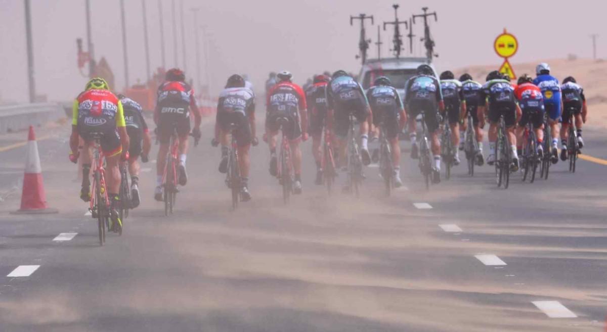 Dubai Tour, etap III: Drucker blisko podium
