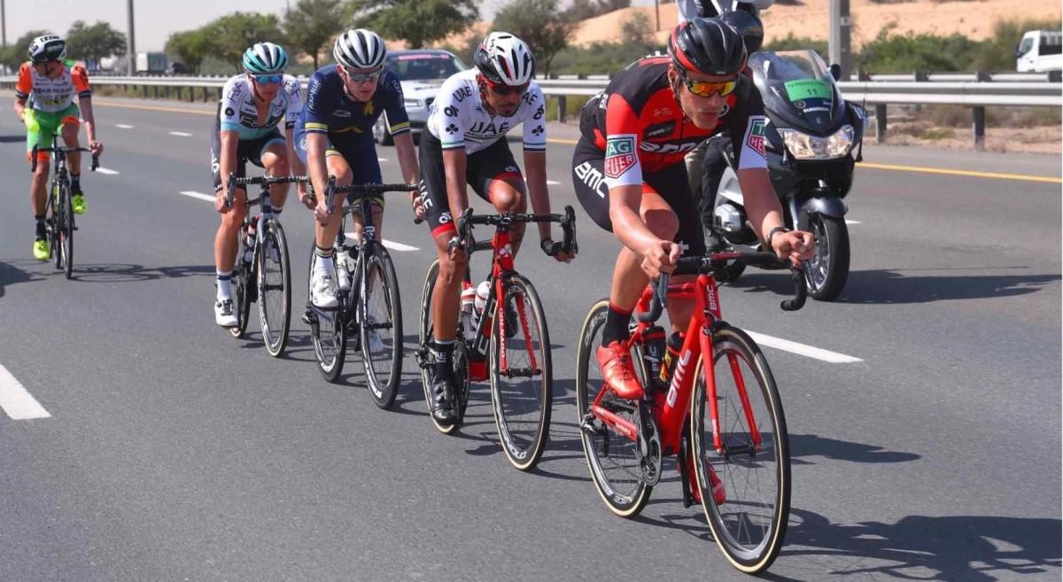 Dubai Tour, etap V: Drucker tuż za podium