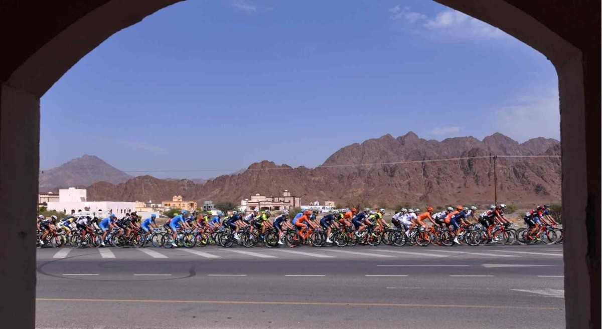 Tour of Oman, etap I: Sprinterski początek