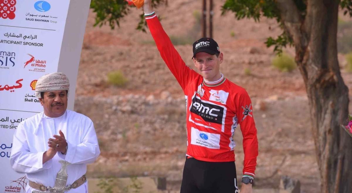 Tour of Oman, etap VI: Hermans wygrywa cały wyścig