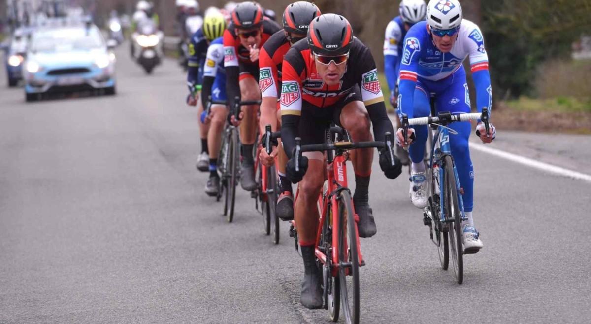 Van Avermaet na 7. pozycji w Kuurne-Brussel-Kuurne