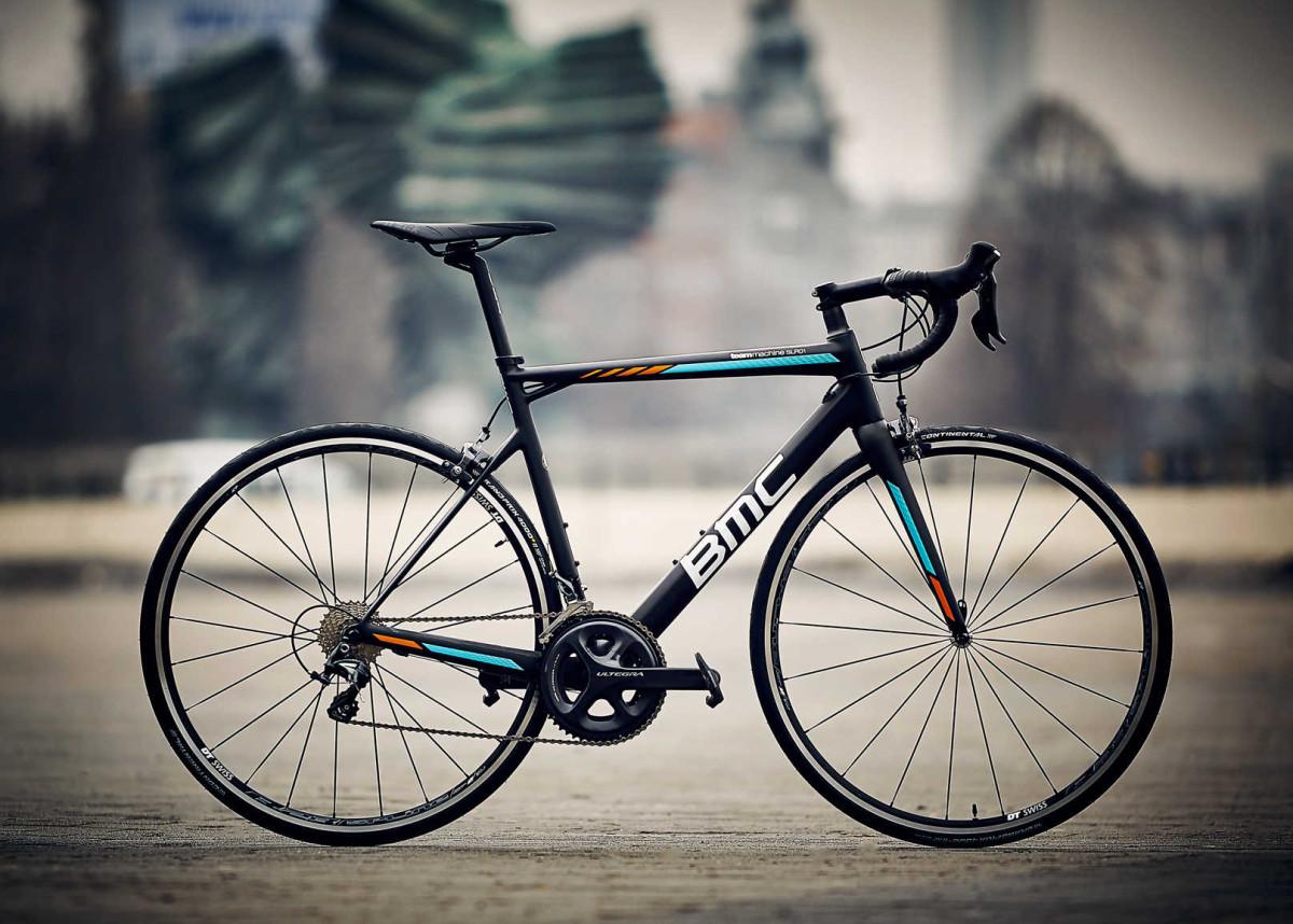 BMC Teammachine SLR01 – rower szosowy, który robi różnicę