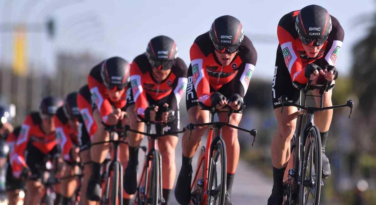 Tirreno-Adriatico, etap I: Wyraźna wygrana BMC Racing Team