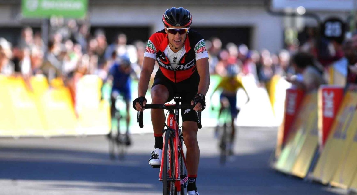 Paryż-Nicea, etap VI: Porte na podium