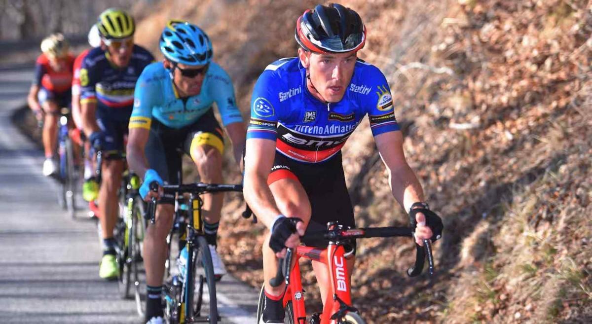 Tirreno-Adriatico, etap IV: Zmiany w klasyfikacji