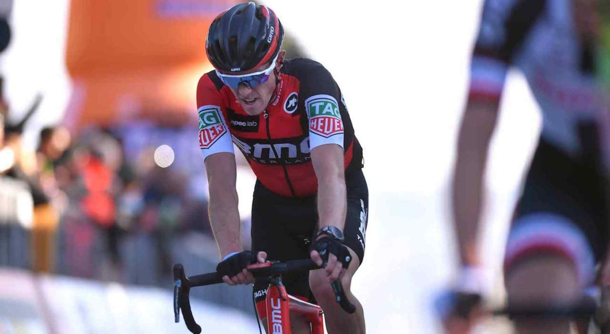 Tirreno-Adriatico, etap V: Dennis znów na podium