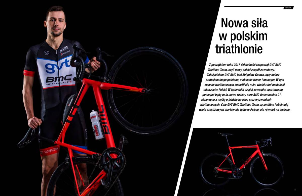 Nowa siła w polskim triathlonie