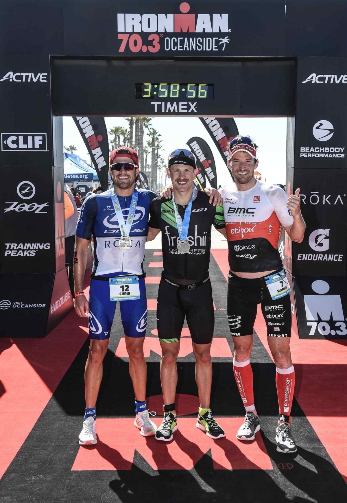 Kolejne triathlonowe sukcesy zawodników BMC