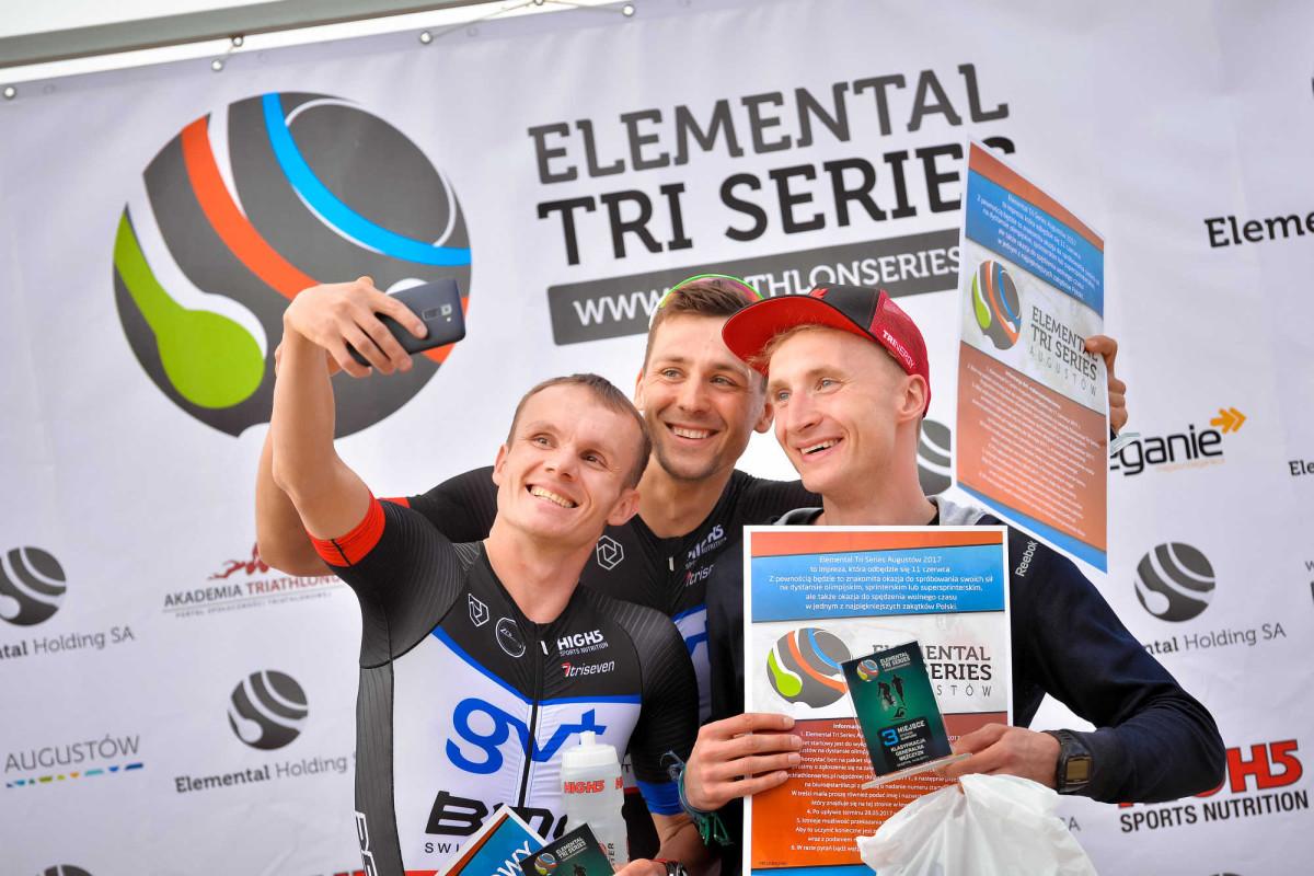 Elemental Tri Series – świetny start zawodników GVT BMC Triathlon Team