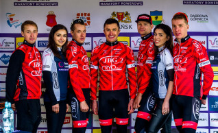 Vienna Life Lang Team Maratony Rowerowe w Krakowie 2017 03 (fot. viennalifemaraton.pl Szymon Gruchalski)