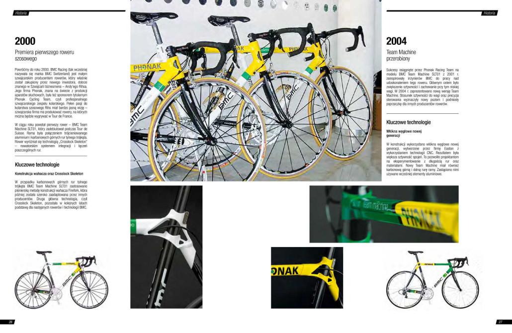 Wyczynowe rowery BMC – 15 lat wyścigowych zmagań 02