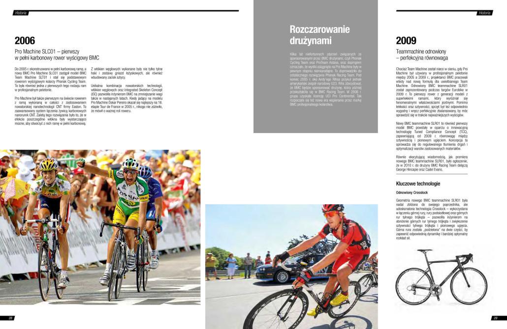 Wyczynowe rowery BMC – 15 lat wyścigowych zmagań 03