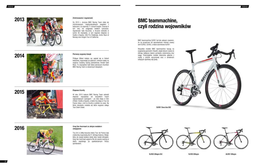 Wyczynowe rowery BMC – 15 lat wyścigowych zmagań 05