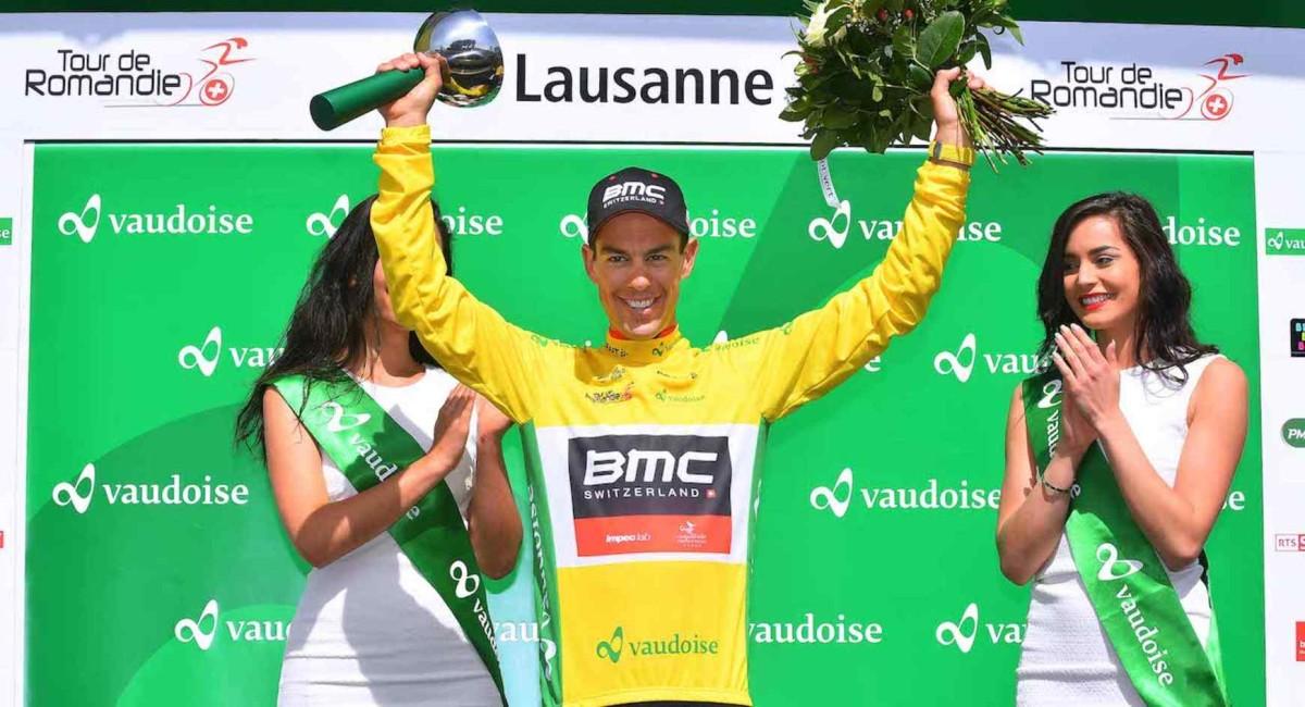 Richie Porte w imponujący sposób wygrywa Tour de Romandie
