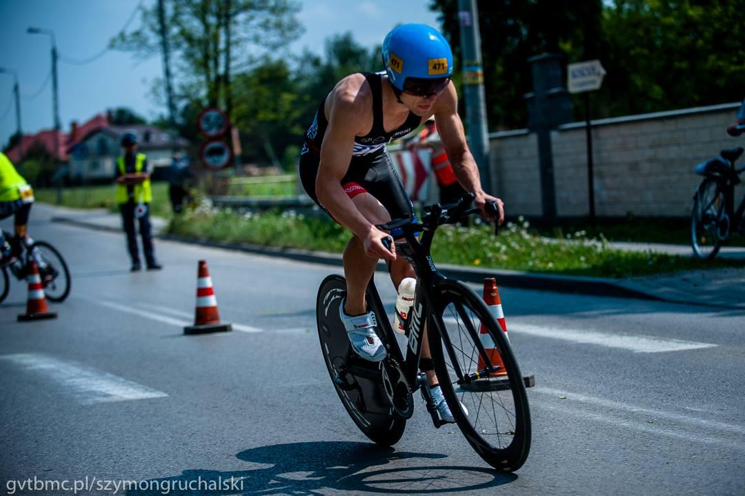 Zawodnicy GVT BMC najlepsi w 2. edycji Garmin Iron Triathlon