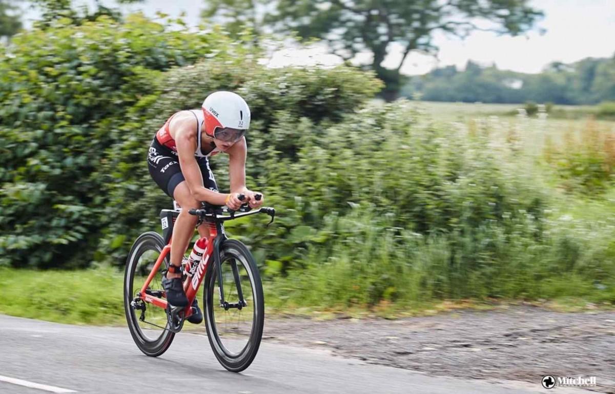 Seria zwycięstw triathlonistki BMC
