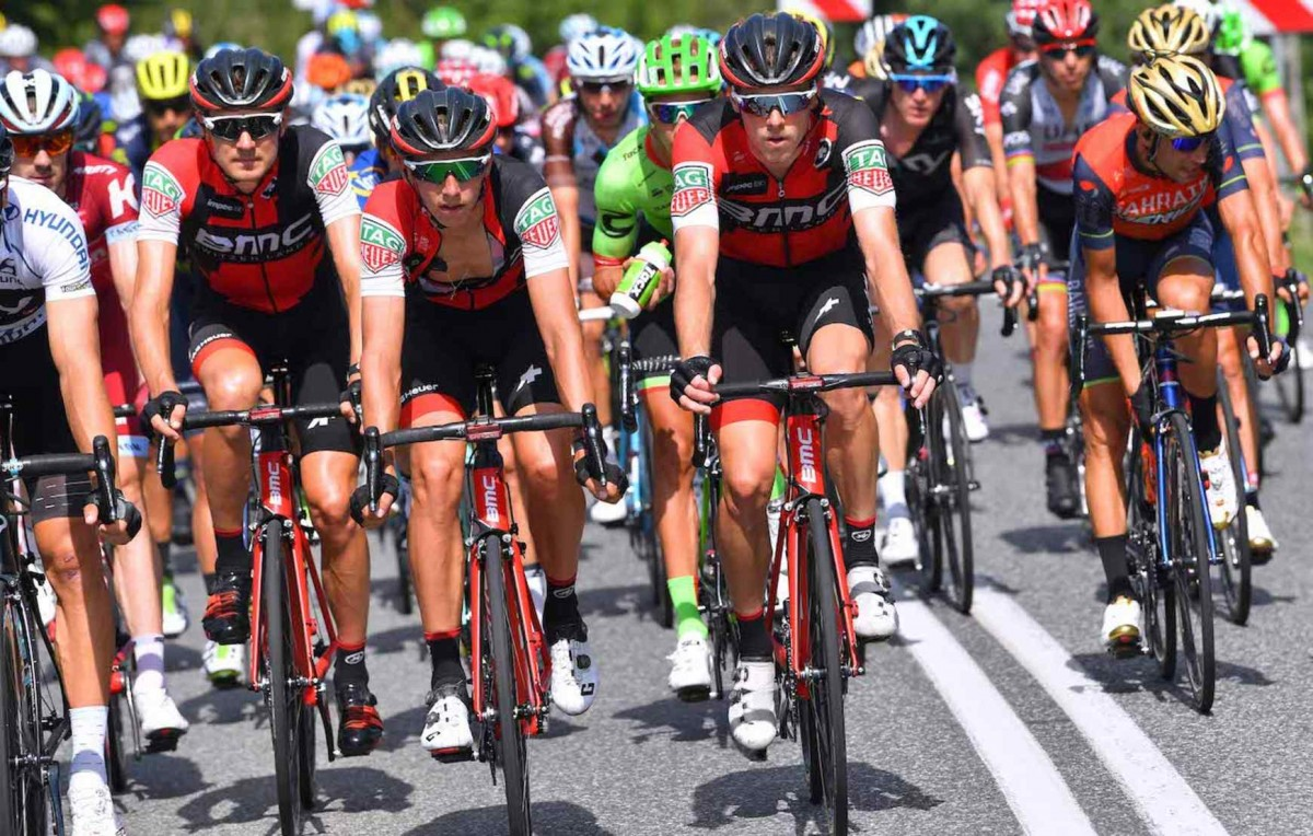 Tour de Pologne: Teuns nowym liderem wyścigu