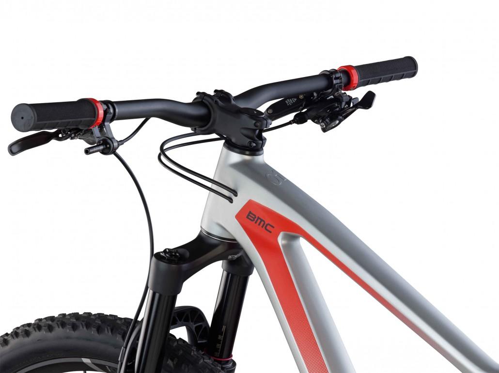 Rower górski BMC Speedfox 01 ONE 07 (mat. pras.)