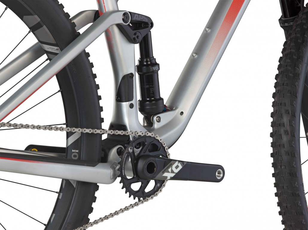 Rower górski BMC Speedfox 01 ONE 08 (mat. pras.)