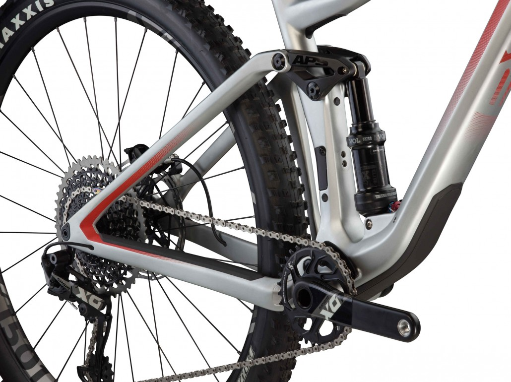 Rower górski BMC Speedfox 01 ONE 09 (mat. pras.)