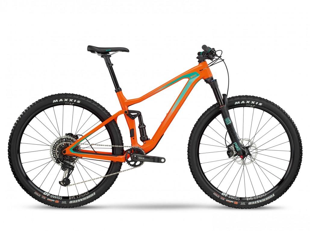 Rower górski BMC Speedfox 02 ONE (mat. pras.)