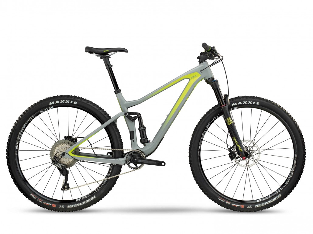 Rower górski BMC Speedfox 02 THREE (mat. pras.
