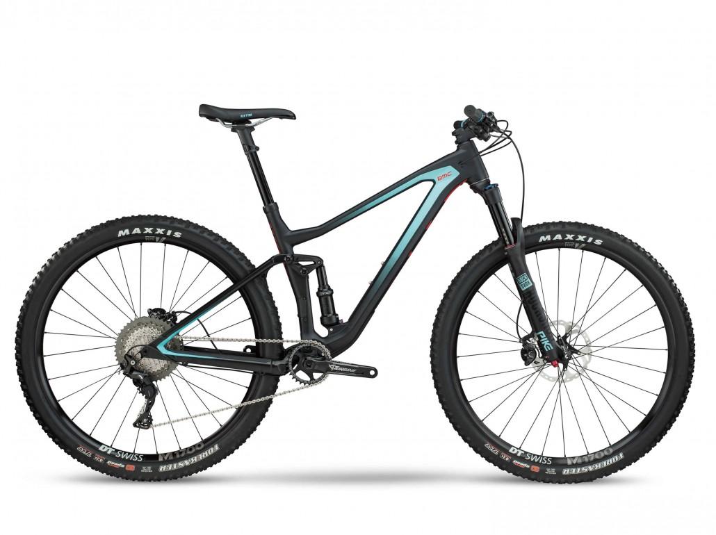 Rower górski BMC Speedfox 02 TWO (mat. pras.)