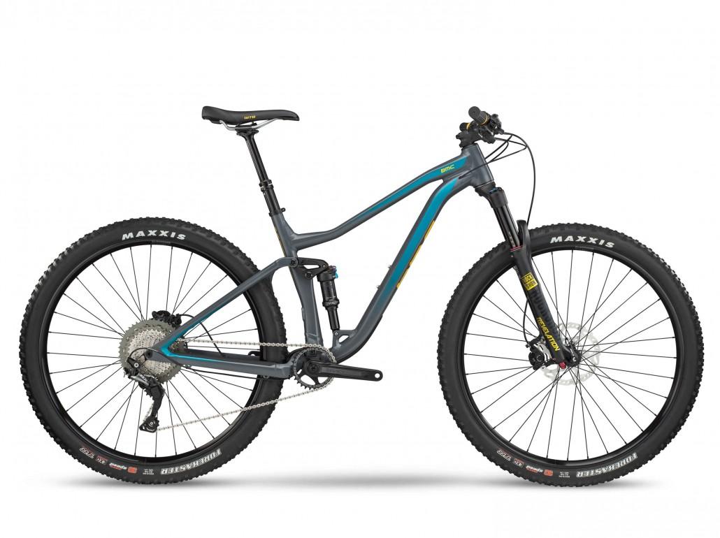 Rower górski BMC Speedfox 03 ONE (mat. pras.)