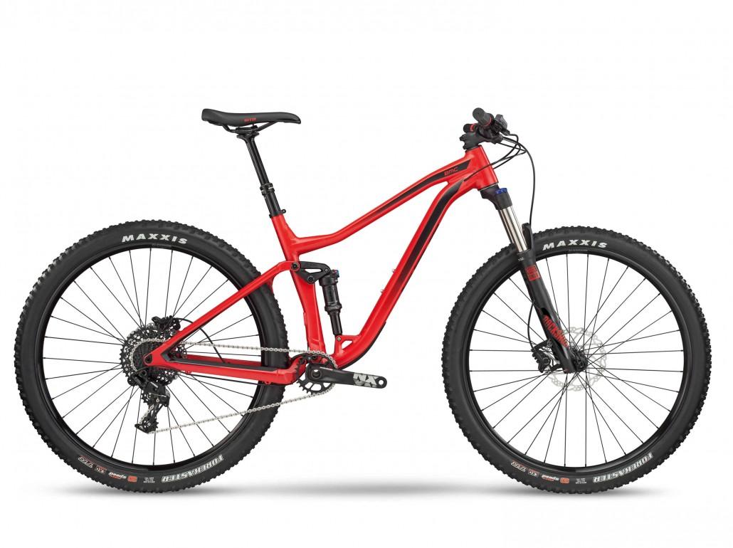 Rower górski BMC Speedfox 03 TWO (mat. pras.)